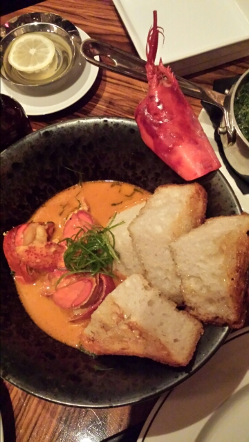 chili lobster