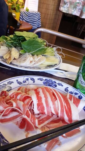 meat & veg
