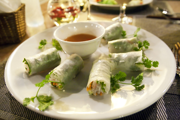 """Goi Cuon: Vietnamese """"Summer Rolls"""""""