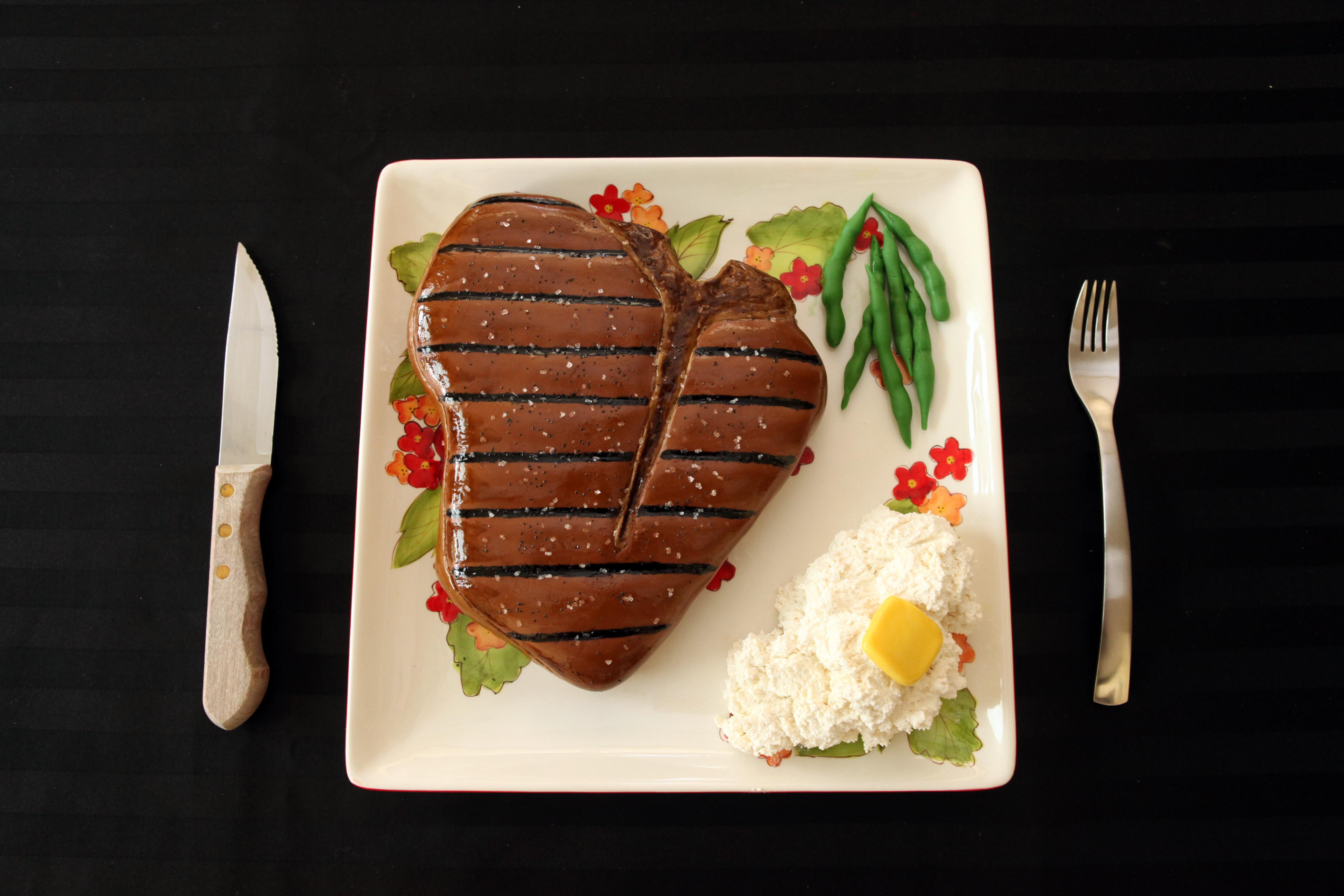 steak cake 028
