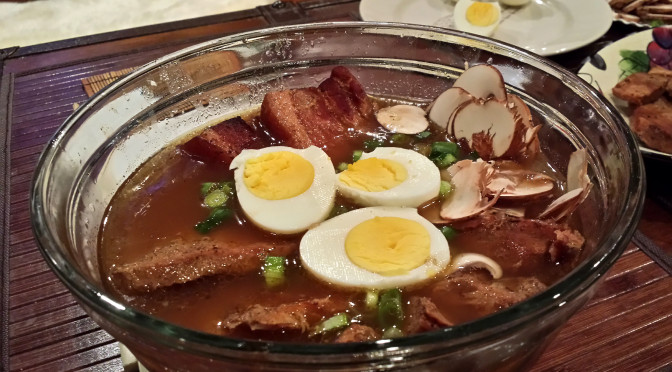 Homemade Ramen – Just Like The Real Thing