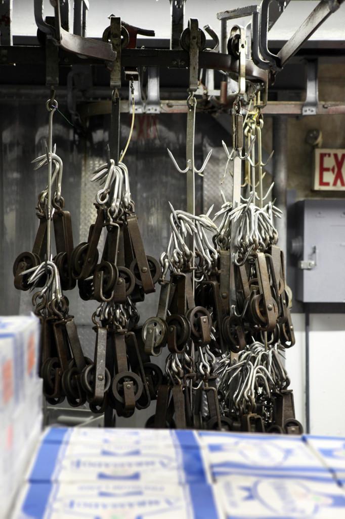 Hooks & Pulleys