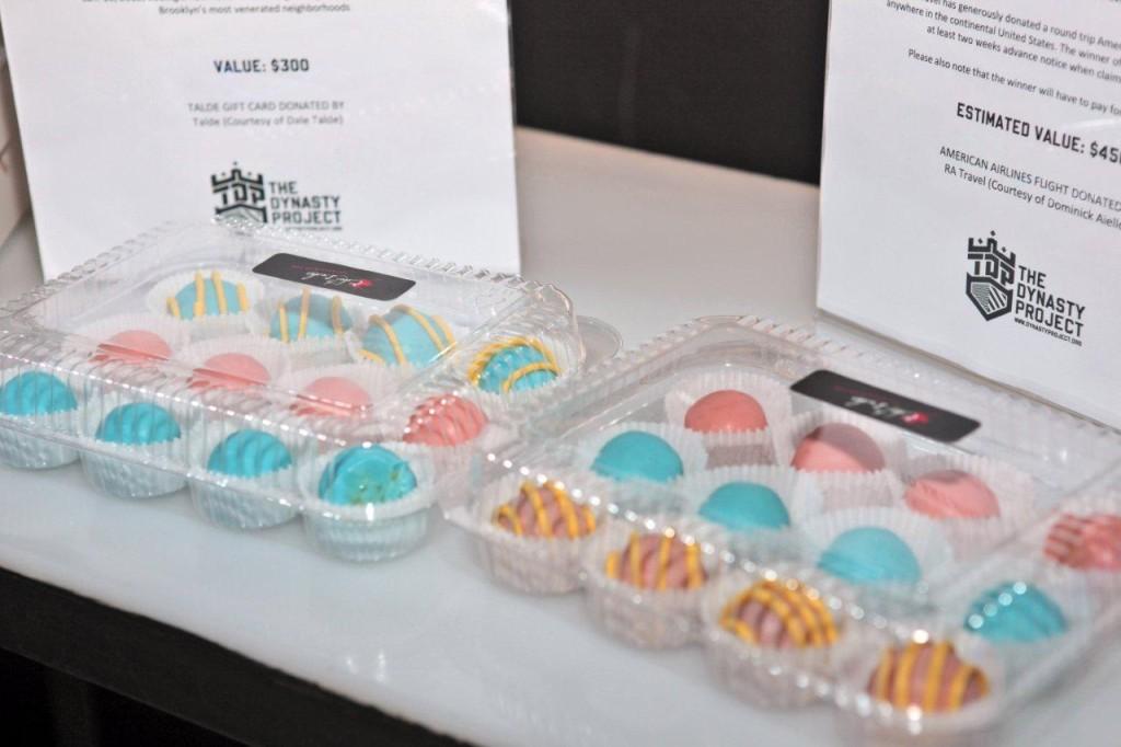 cake dealer prizes: cake balls