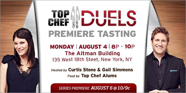 Top Chef Duels Premiere Party