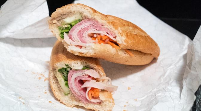 Banh Mi Sandwiches | Johnny Prime