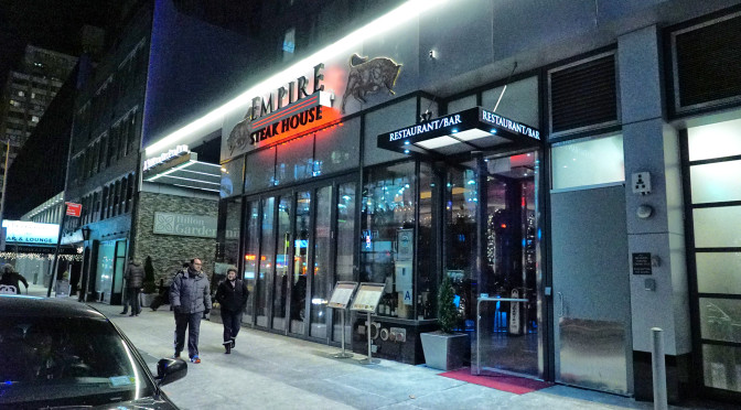 Empire Steakhouse (54th)