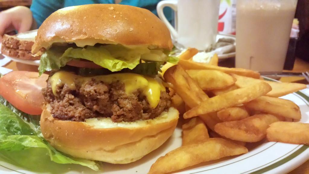 jackson burger