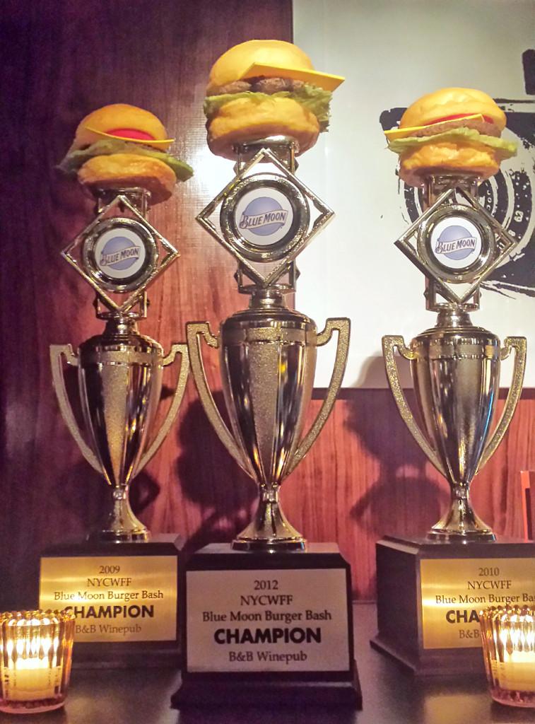 B&B trophies