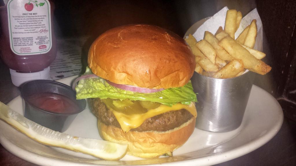 HoB burger