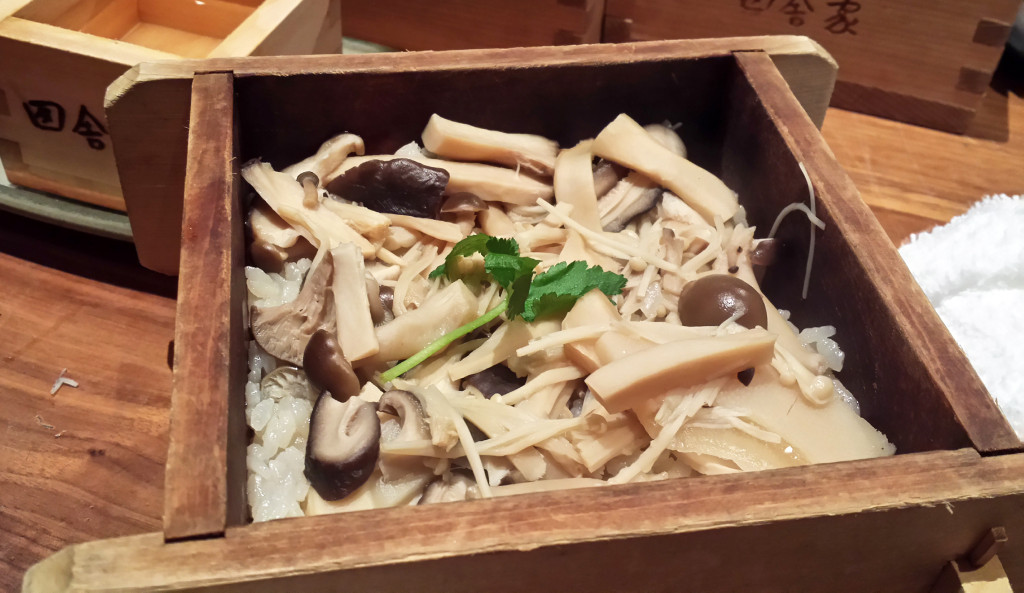 inakaya mushrooms