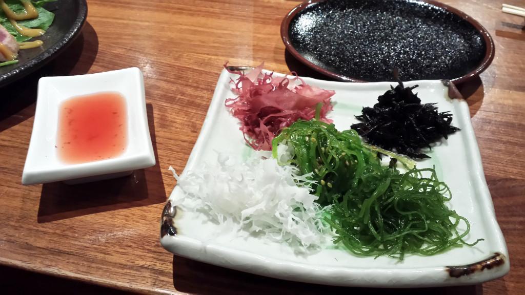 inakaya seaweed