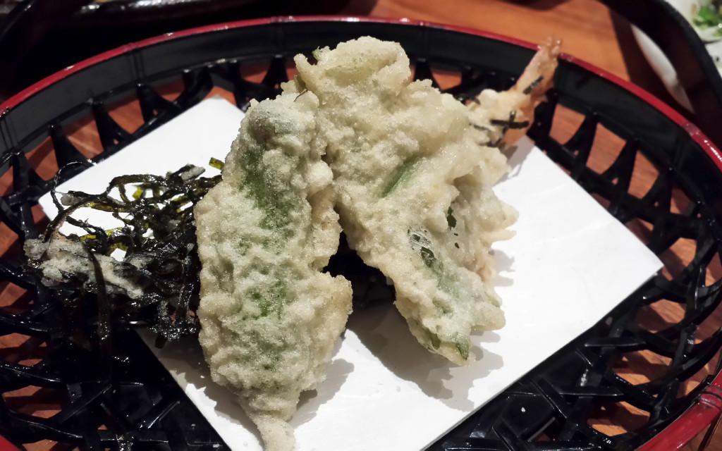 inakaya tempura