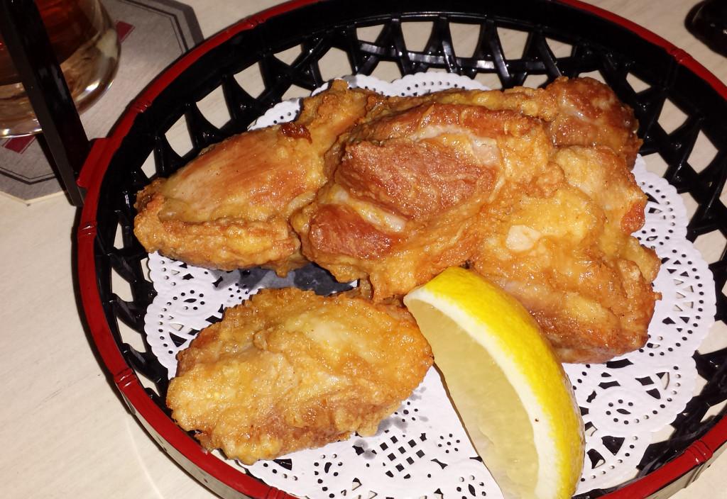nippori chicken