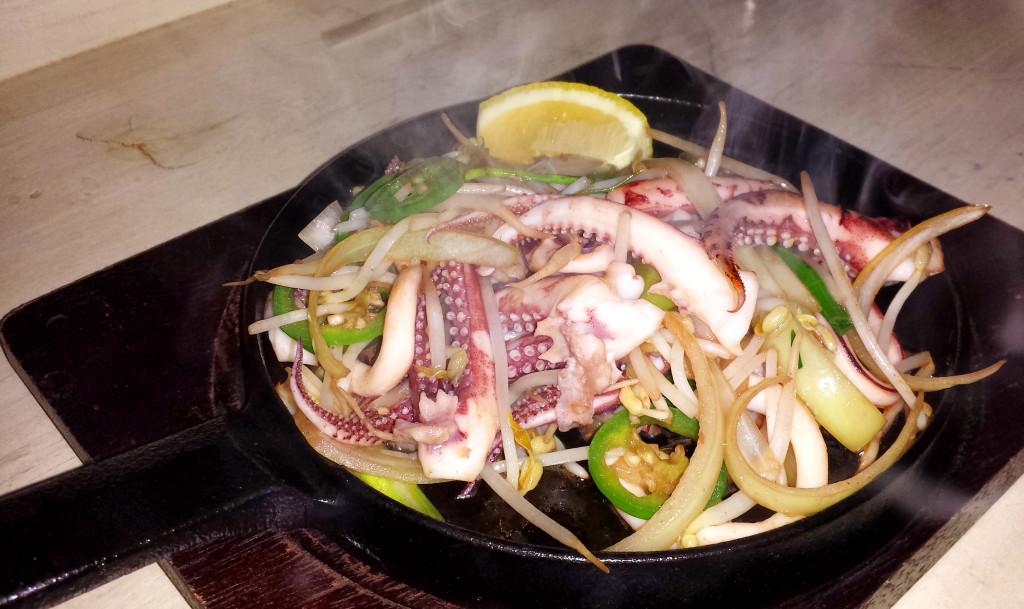 nippori squid