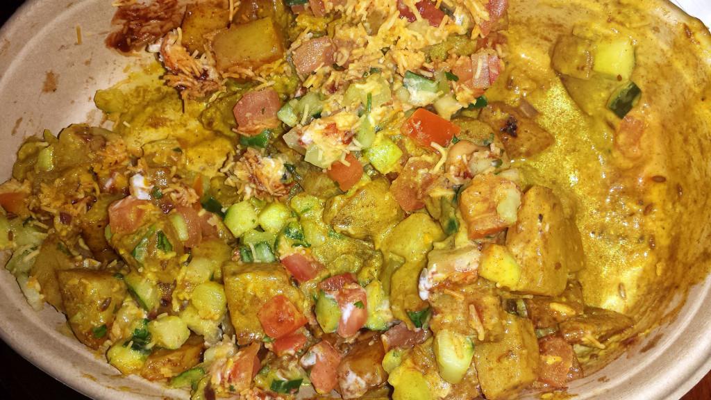 chutney salad
