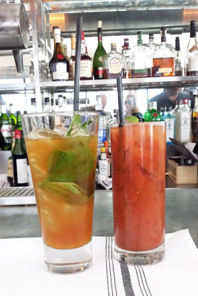 empire diner drinks