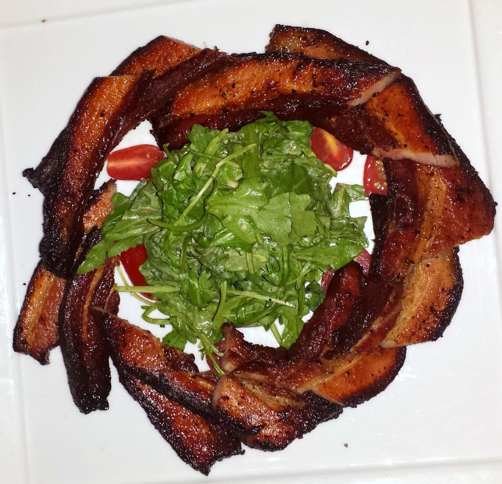 strip house bacon