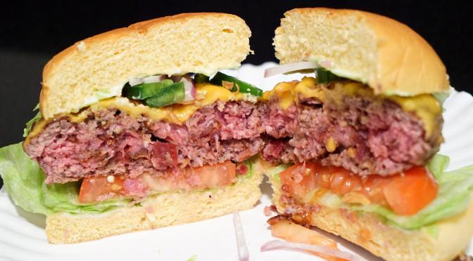 The Johnny Prime Burger