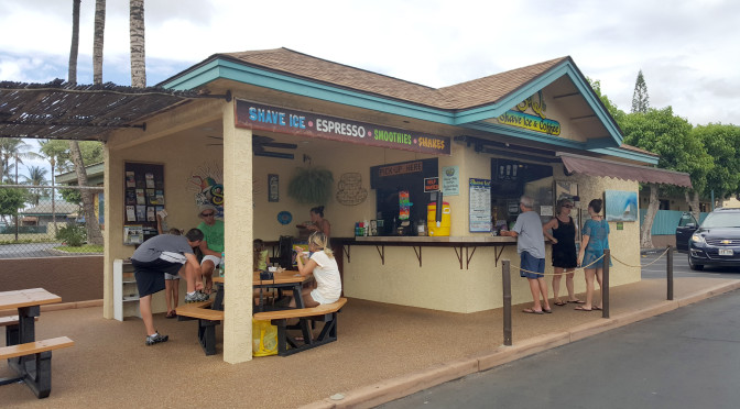 S&Q's Shave Ice
