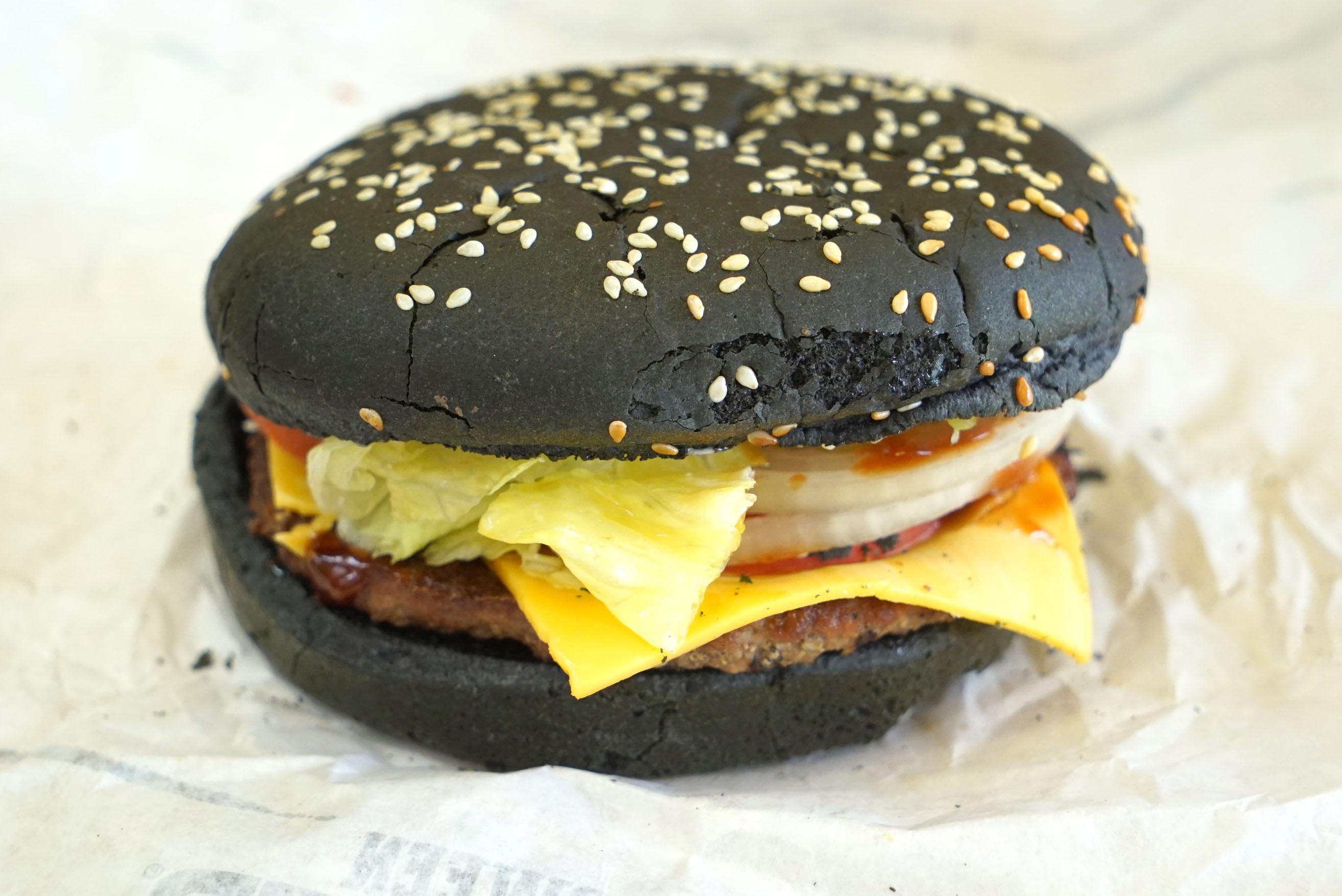 Burger King's Halloween Whopper | Johnny Prime