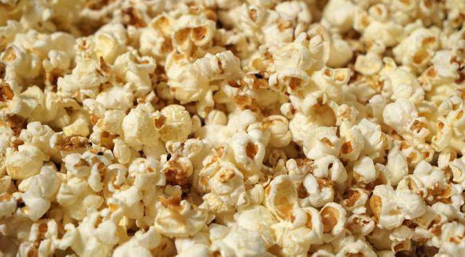 Asian Popcorn