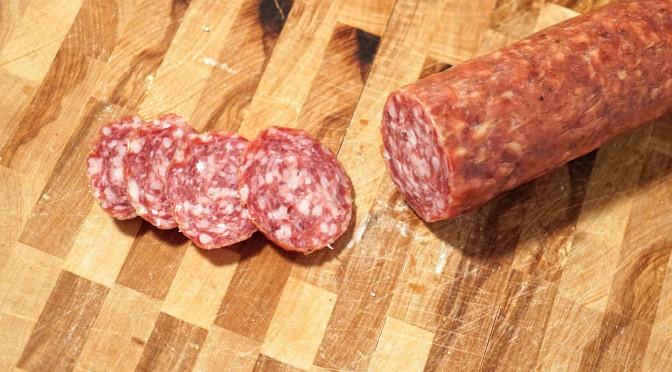 Trader Joe's Chianti Salami