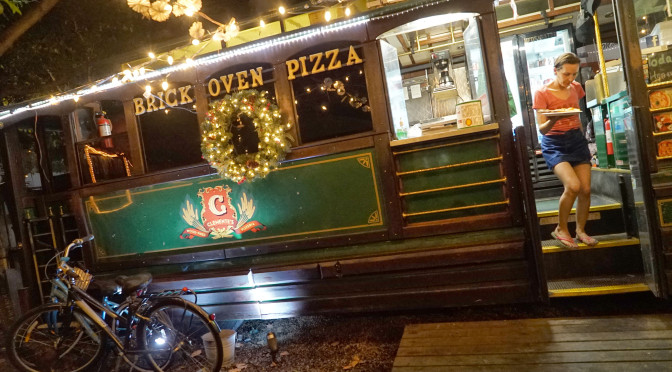 Clemente's Trolley Pizzeria