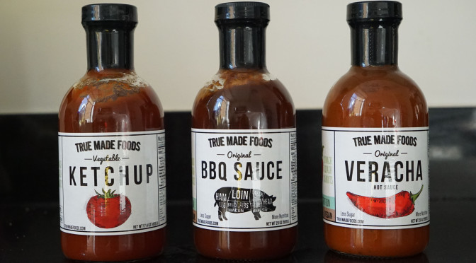 True Made Foods Sauces