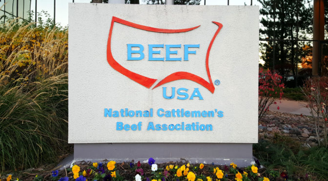 Top of the Class Beef Advocacy Training
