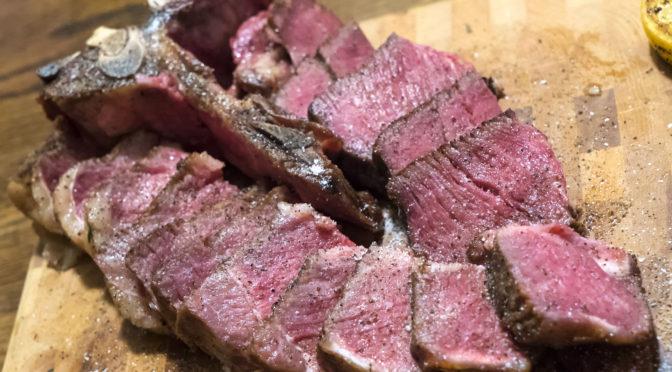 The Porterhouse Steak