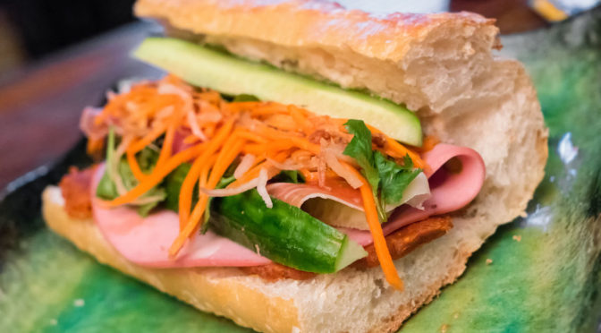 "The ""Banh Mia"" Sandwich"