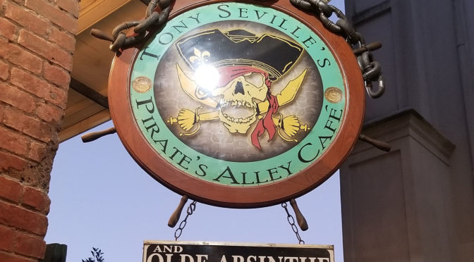 Pirate's Alley Cafe