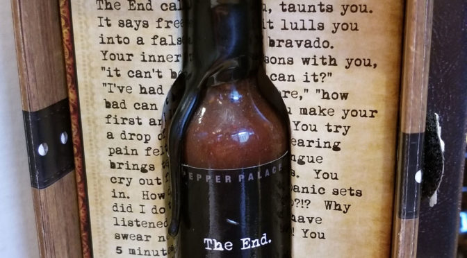 The End Hot Sauce