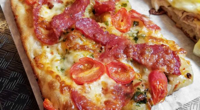 PQR Pizza