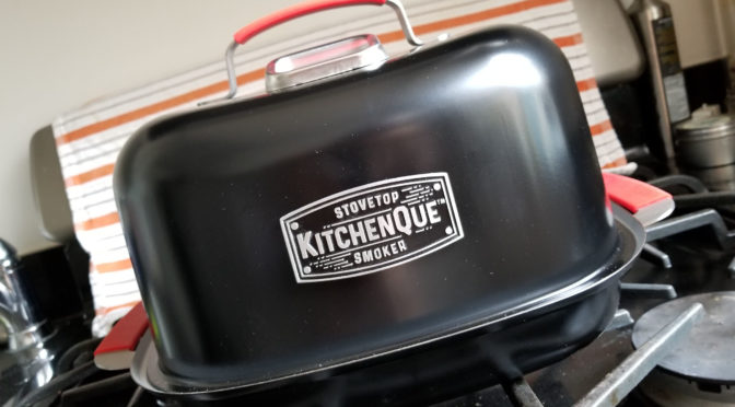 Kitchencue Stovetop Smoker